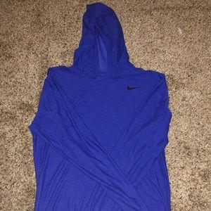 Nike light hoodie (price negotiable)